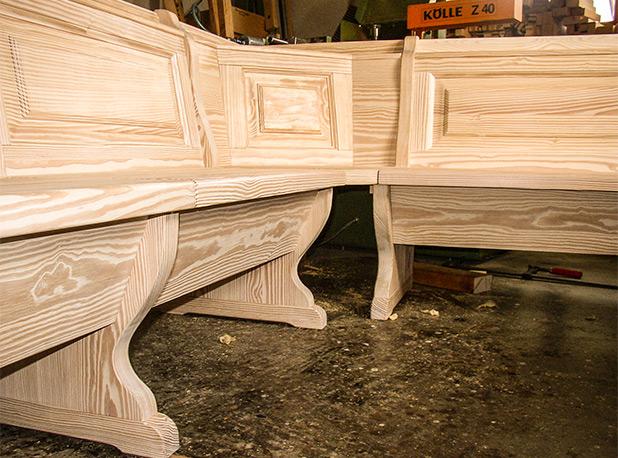 Esstischgarnitur Ikea ~ Nauhuricom  Eckbank Rustikal Massivholz ~ Neuesten DesignKollektionen für